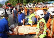 Malaysia: 2 Indians dead, 22 hurt in road accident