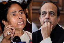 Trivedi defies Mamata; Cong remains silent