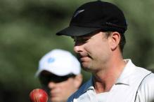 NZ's Gillespie enjoys change of pace