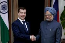 Kudankulum, Sistema figures in Medvedev-Singh talks