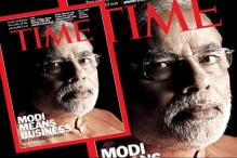 Time article on Modi biased and partial: Congress