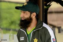 Mohammad Yousuf involved in controversy