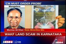 'CM must order probe into Karnataka Wakf land scam'