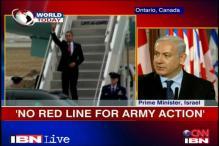 No renewed talks with Iran, says Israel
