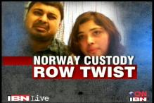 Custody row: Norway couple signs an agreement