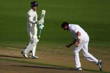 2nd Test: New Zealand out for 185 on Day 1