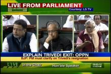 Rail Budget row: Oppn questions Govt in Parliament
