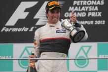 Perez rejects comparisons to Ayrton Senna
