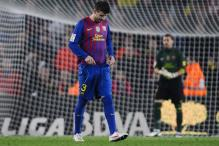'Unlucky' Barcelona to appeal Pique red card