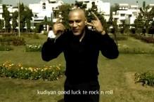 Baba Sehgal's 'Praji Kunjam..' a hit on Twitter