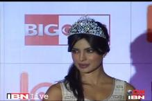Priyanka Chopra crowned India's new glam diva