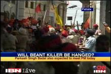 Clashes in Punjab as Rajoana's hanging nears