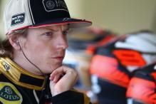Latest error could fire up 'Iceman' Raikkonen