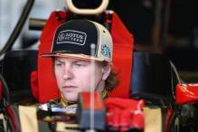 Aus GP: Raikkonen knocked out in first qualifying