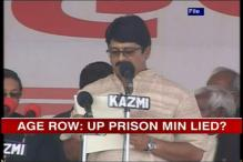 UP Minister Raja Bhaiya lands in age controversy