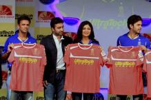 Ultratech Cement new team sponsor of Royals