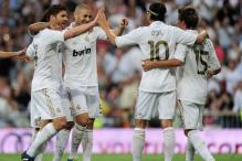 Leaders Madrid face tough test at Osasuna
