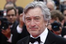 De Niro apologises for 'white first lady' joke