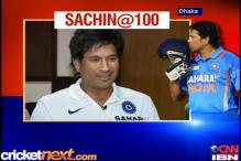 Expected the 100 earlier: Tendulkar
