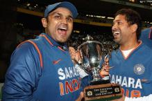 Sehwag regrets missing Tendulkar's 100th