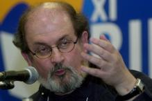 Salman Rushdie blames Congress for Jaipur fiasco