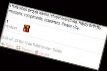 Please retweet: The politics that govern Twitter
