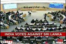 'India's anti-Sri Lanka vote at UN disappointing'