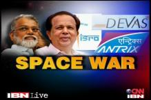 Ex-ISRO chief should be heard: Law Ministry