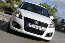 First drive: 2012 Suzuki Sport