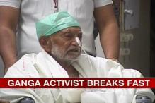 Save Ganga activist Swami Sanand ends fast