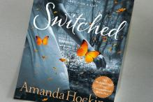 Teens will enjoy reading Hocking's 'Switched'