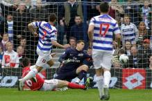Arsenal gunned down by spirited QPR