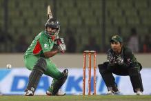 Pak-Ban, Asia Cup: as it happened