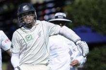 New Zealand captain Taylor fractures arm