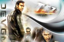 Shiv Sainiks disrupt Ajay Devgn's 'Tezz' shoot