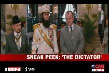 Sneak peek: The Dictator