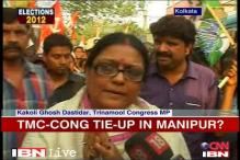 Congress-Trinamool alliance possible in Manipur?