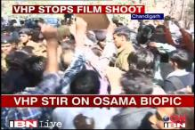 Chandigarh: VHP stalls shoot of film on Osama