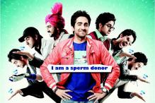 'Vicky Donor' Ayushmann: Sperm donation common