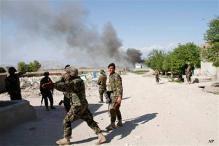 Attacks are start of spring offensive: Afghan Taliban