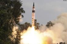 No cap on Agni missile project: India