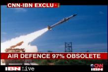 97 per cent of India's air defence guns are obsolete