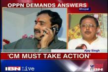 MP benami land deal: BJP MP must quit, says Congress