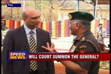Bribe row: Will court summon Army Chief?