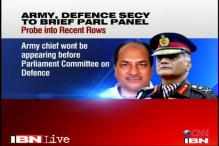 Parl panel to quiz Defence Secy on preparedness