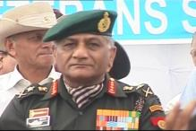 Army Chief had warned of 'spook story' in March