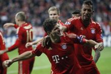 Bayern edge Real with late win in nervy first leg