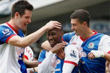 Blackburn win to boost survival hopes