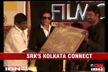 SRK inaugurates Bengal's first film city