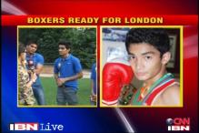 2012 London Olympics: Indian boxing contigent raring to go